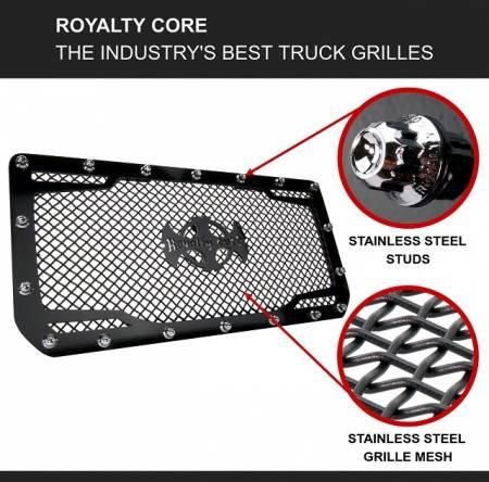 Royalty Core - Royalty Core Ram 1500 2013-2018 RC5 Quadrant Grille - Image 3