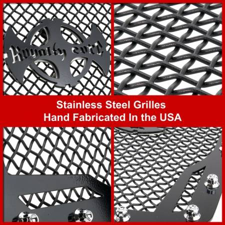 Royalty Core - GMC HD 2500/3500 2015-2019 RC1 Classic Grille - Image 6