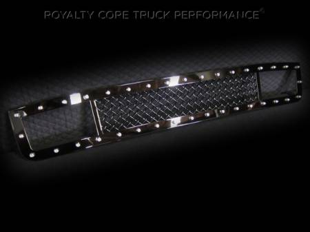 Royalty Core - GMC Denali HD 2500/3500 2011-2014 Lower Bumper Grille - Image 2