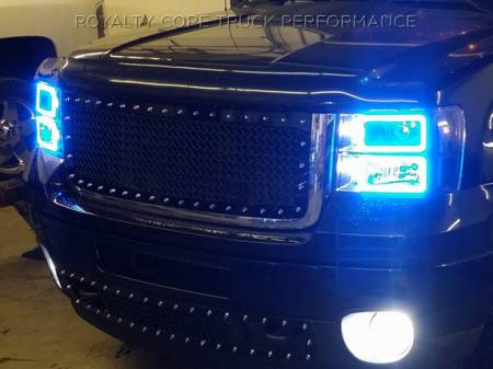Royalty Core - GMC Denali HD 2500/3500 2011-2014 Lower Bumper Grille - Image 4
