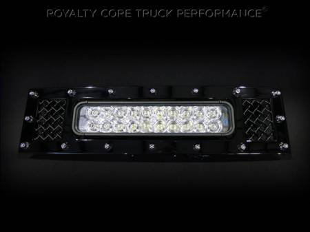 F-150 - 2013-2014 - Royalty Core - Ford F-150 2013-2014 LED Bumper Grille