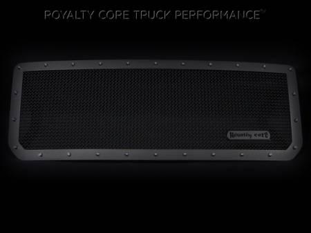 2500/3500 Sierra - 2015-2017 - Royalty Core - GMC Sierra HD 2500/3500 2015-2017 RCR Race Line Grille