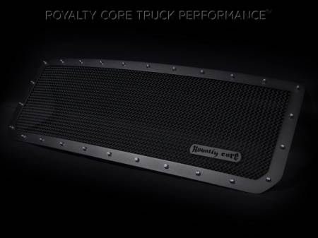 Royalty Core - GMC Sierra HD 2500/3500 2015-2019 RCR Race Line Grille - Image 4