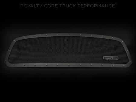 Titan - 2016+ - Royalty Core - Nissan Titan 2016-2018 RCR Race Line Grille