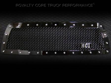 Wrangler - 1998-2006 - Royalty Core - Jeep Wrangler 1998-2006 RC1 Classic Grille