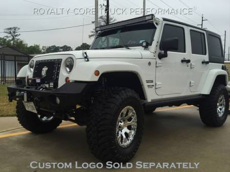 Royalty Core - Jeep Wrangler 2007-2017 RCX Explosive Dual LED Grille - Image 4