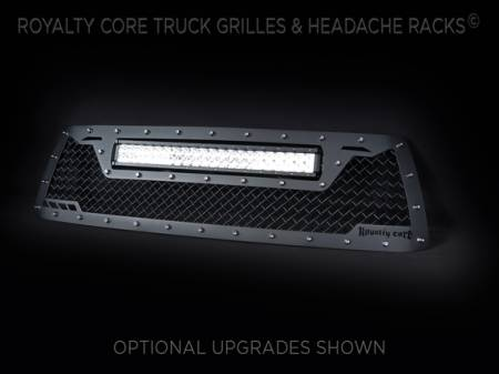 Royalty Core - Toyota Tundra 2010-2013 RCRX LED Race Line Grille-Top Mounted LED - Image 3