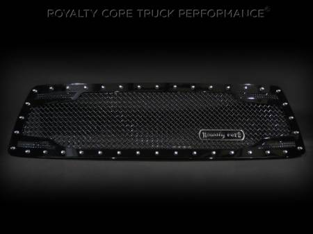 Royalty Core - Toyota Tundra 2010-2013 RC2 Twin Mesh Grille - Image 2