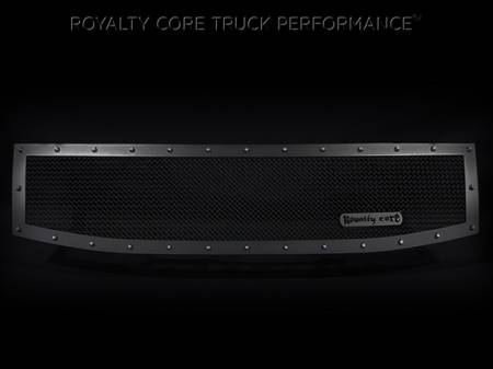 Royalty Core - Nissan Titan 2004-2015 Full Grille Replacement RCR Race Line Grille - Image 3