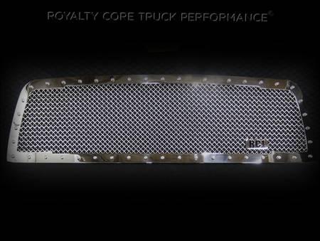 Royalty Core - GMC Sierra & Denali 1500 2007-2013 RC1 Classic Grille Chrome