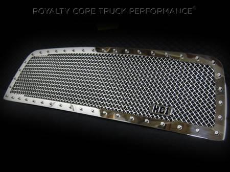 Royalty Core - GMC Sierra & Denali 1500 2007-2013 RC1 Classic Grille Chrome - Image 2