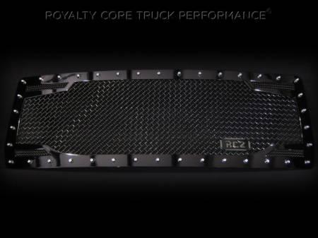 Royalty Core - GMC Sierra & Denali 1500 2007-2013 RC2 Twin Mesh Grille - Image 3