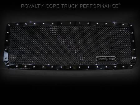 Royalty Core - GMC Sierra 1500, Denali, & All Terrain 2014-2015 RC1 Classic Grille - Image 2