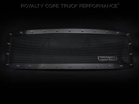 Royalty Core - GMCSierraHD 2500/3500 2011-2014 RCR Race Line Grille - Image 2