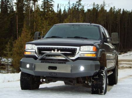 Royalty Core - GMC Sierra 2500/3500 2003-2006 RC1 Main Grille with Chrome Sword Assembly - Image 3