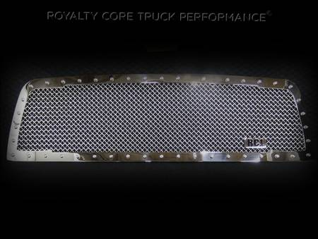 2500/3500 Denali - 2007-2010 - Royalty Core - GMC Sierra HD 2500/3500 2007-2010 RC1 Classic Grille Chrome