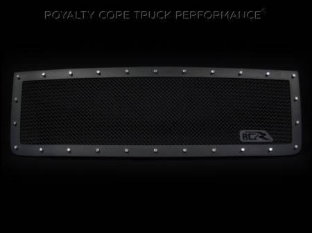 2500/3500 Denali - 2011-2014 - Royalty Core - GMC Sierra HD 2500/3500 2011-2014 RCR Race Line Grille