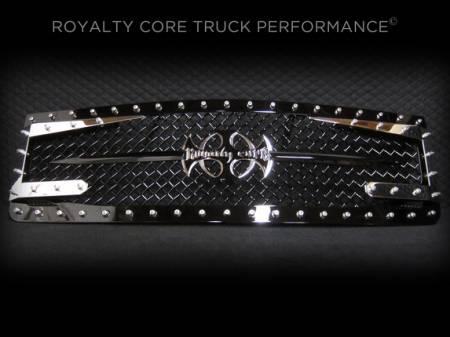 2500/3500 Denali - 2011-2014 - Royalty Core - GMC Sierra HD 2500/3500 2011-2014 RC3DX Innovative Grille