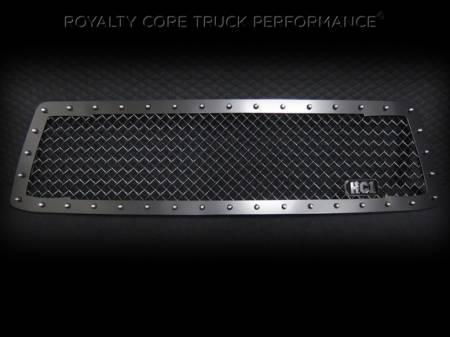 Tundra - 2014-2016 - Royalty Core - Toyota Tundra 2014-2017 RC1 Main Grille Satin Black
