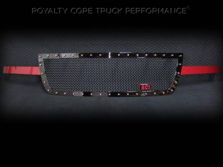 Royalty Core - Chevrolet 2500/3500 2003-2004 RC1 Full Grille Replacement Color Matched - Image 2