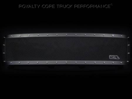 Royalty Core - Chevy 2500/3500 2007-2010 Full Grille Replacement RCR Race Line Grille