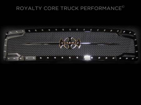 Royalty Core - Chevrolet 2500/3500 2007-2010 RC2 Full Grille Replacement with Sword Assembly - Image 2