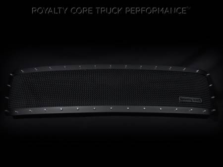 Royalty Core - Chevy 2500/3500 2011-2014 Full Grille Replacement RCR Race Line Grille - Image 2