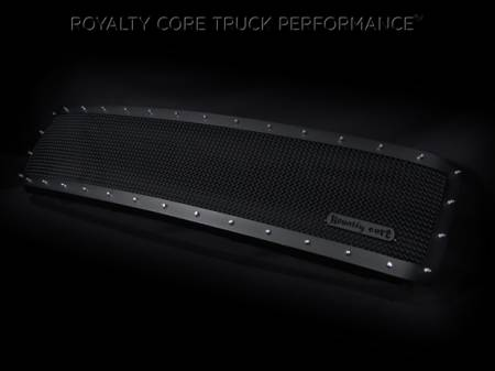 Royalty Core - Chevy 2500/3500 2011-2014 Full Grille Replacement RCR Race Line Grille - Image 3