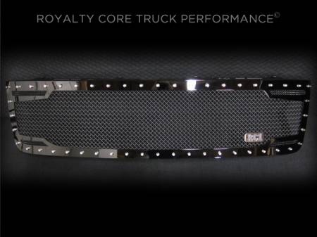Royalty Core - Chevy 2500/3500 2011-2014 RC2 Full Grille Replacement & Bumper Grille Package - Image 3