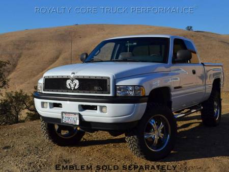 Royalty Core - Dodge Ram 1500 1994-2001 RCR Race Line Grille (Not Sport Model) - Image 5