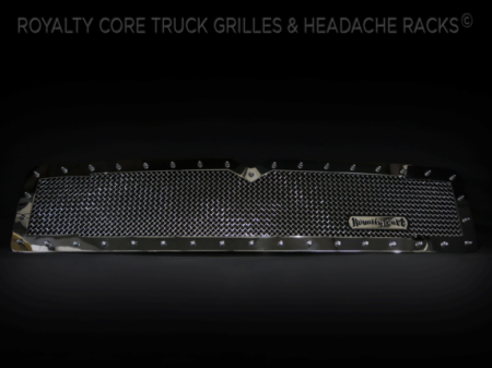 Grilles - RC1 - Royalty Core - Dodge Ram 1500 1994-2001 RC1 Classic Grille Chrome (Not Sport Model)