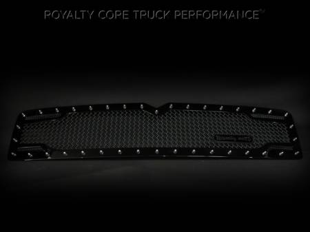 Grilles - RC2 - Royalty Core - Dodge Ram 1500 1994-2001 RC2 Twin Mesh Grille (Not Sport Model)