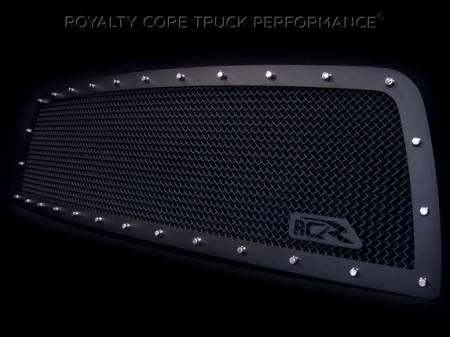 Grilles - RCR - Royalty Core - Dodge Ram 1500 2002-2005 RCR Race Line Grille