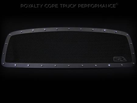 Royalty Core - Dodge Ram 1500 2002-2005 RCR Race Line Grille - Image 3