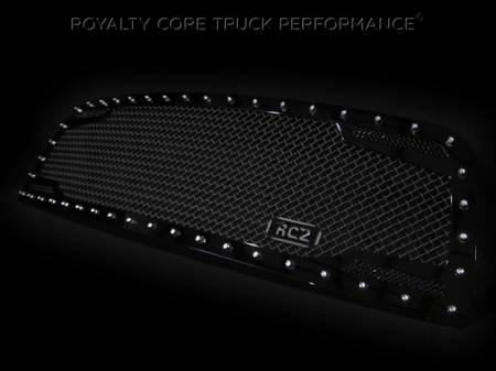 Grilles - RC2 - Royalty Core - Dodge Ram 1500 2002-2005 RC2 Twin Mesh Grille