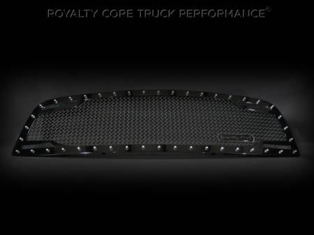 Royalty Core - Dodge Ram 1500 2009-2012 RC2 Twin Mesh Grille - Image 2