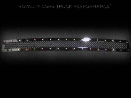 Royalty Core - Dodge Ram 1500 2009-2012 RC2 Main Grille Twin Mesh & Bumper Grille Package - Image 4