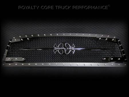 1500 - 2009-2012 - Royalty Core - Dodge Ram 1500 2009-2012 RC3DX Innovative Main Grille