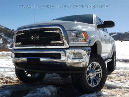 Grilles - RC3DX - Royalty Core - Dodge Ram 1500 2009-2012 RC3DX Innovative Grille