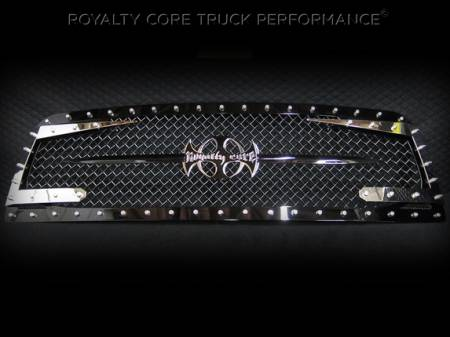 Royalty Core - Dodge Ram 1500 2009-2012 RC3DX Innovative Grille - Image 4