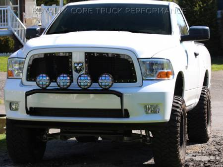 Royalty Core - Dodge Ram 1500 2009-2012 RC1 Classic Grille 2 Piece - Image 5