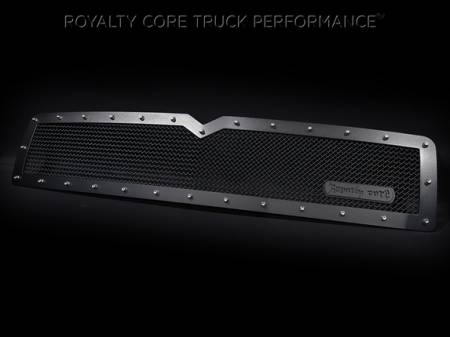 Royalty Core - Dodge Ram 2500/3500/4500 1994-2002 RCR Race Line Grille - Image 3
