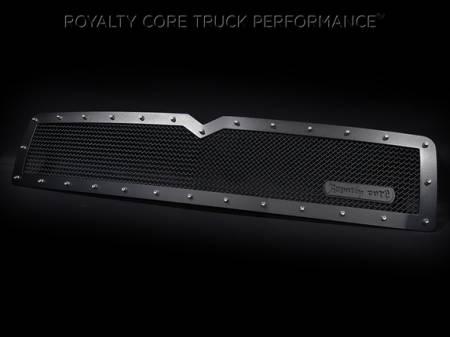 Royalty Core - Dodge Ram 2500/3500/4500 1994-2002 RCR Race Line Grille