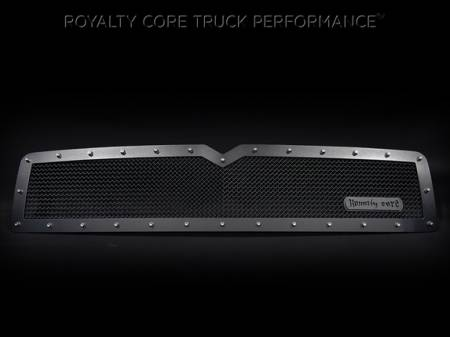 Royalty Core - Dodge Ram 2500/3500/4500 1994-2002 RCR Race Line Grille - Image 4