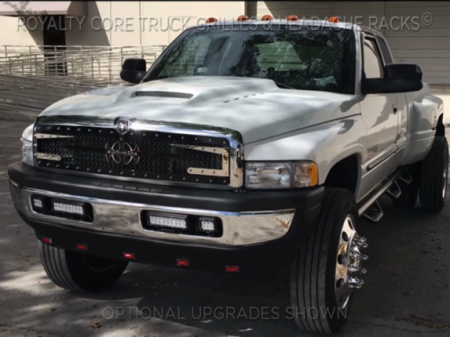 Royalty Core - Dodge Ram 2500/3500/4500 1994-2002 RC3DX Innovative Grille