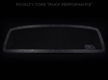 Royalty Core - Dodge Ram 2500/3500/4500 2003-2005 RCR Race Line Grille - Image 2