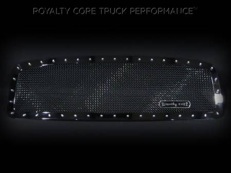 2500/3500/4500 - 2003-2005 2500, 3500, & 4500 Grilles - Royalty Core - Dodge Ram 2500/3500/4500 2003-2005 RC1 Classic Grille