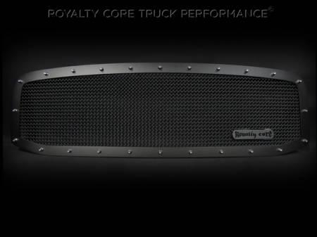 2500/3500/4500 - 2006-2009 - Royalty Core - Dodge Ram 2500/3500/4500 2006-2009 RCR Race Line Grille