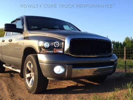 Royalty Core - Dodge Ram 2500/3500/4500 2006-2009 RCR Race Line Grille - Image 2
