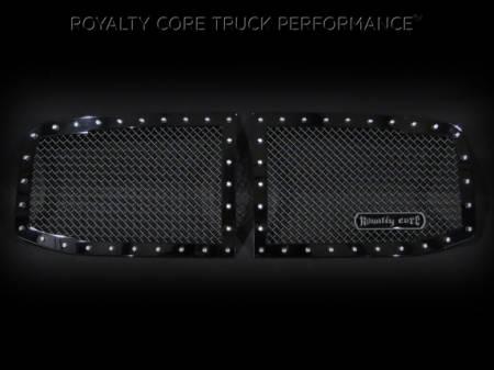2500/3500/4500 - 2006-2009 - Royalty Core - Dodge Ram 2500/3500/4500 2006-2009 RC1 Classic Grille 2 Piece